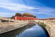 Fototapete Peking - China - Historische Bauten