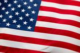 drapeau américain usa états-unis / american united states flag poster
