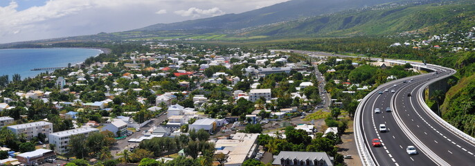 Saint-Paul, La Réunion.