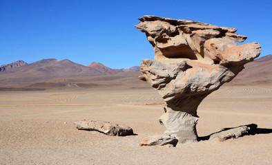 L'arbre de pierre (Arbol de Piedra)