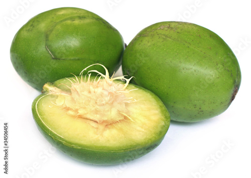 Spondias or hog plum