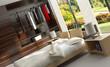 Modern Luxury Bedroom within a Loft / Interior Design