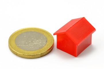 Haus und Euro