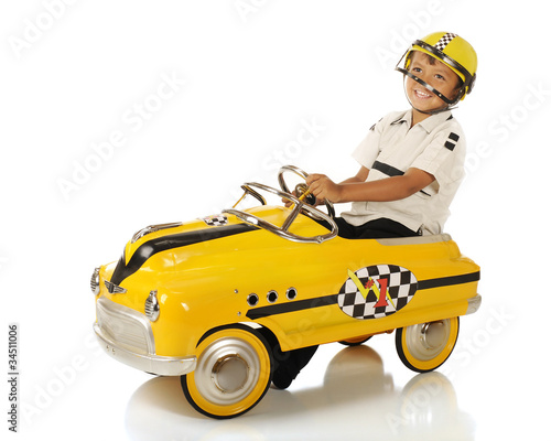 Happy Little Racer