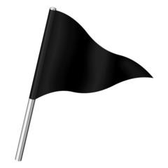 Fanion noir