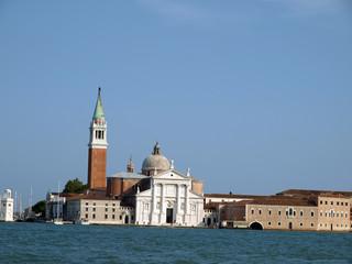 Venice - basilica of San Giorgio Maggiore