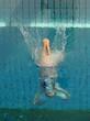 Salpicardura de agua