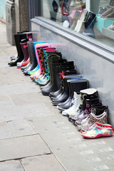 Boot Line Up