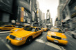 Fototapeten,new york city,taxi,taxi,new york city