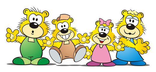 Family Teddys