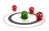 challenge, compétition objectif rentabilité poster
