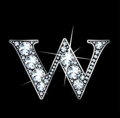 """Diamond """"W"""""""