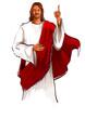 Portrait of Jesus Christ standing