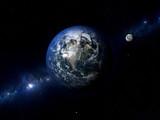Fototapete Planentarium - Astronomy - 3D-Bilder
