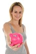 Piggy Bank - Saving Concept
