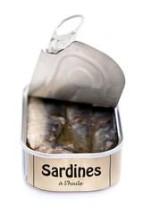 Sardines à l'huile