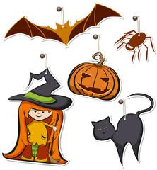 Halloween Hangtags