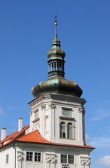 Jesuit College tower, Kutna Hora