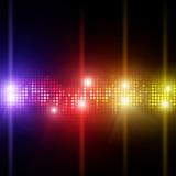 Club-Lichter-Hintergrund