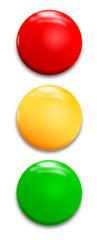 Ampelfarben Magnete