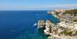 Bonifacio face à la Méditerranée