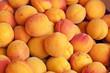 Abricots vrac au marché