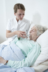 Seniorenpflege Altersheim