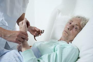 Altenpflege Puls