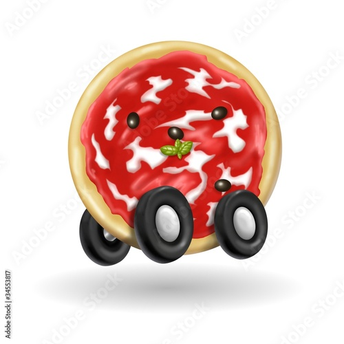 pizza a domocilio