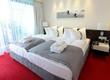 Hotelbett Hotelzimmer