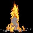 der Dollar brennt
