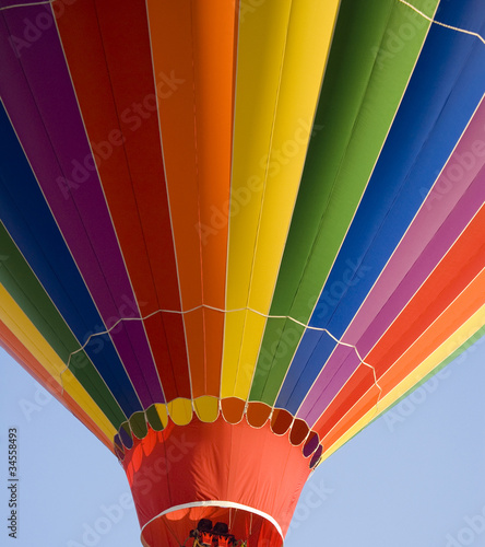 Colorful Balloon Canvas
