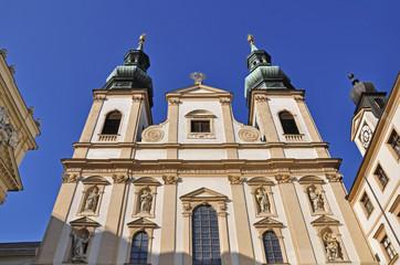 Jesuitenkirche, Wien