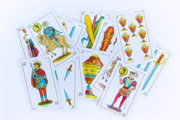 Baraja de cartas española
