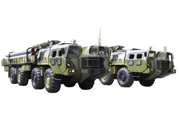 Military  technics. Isolated