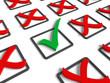 Voting/survey concept
