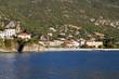 Fishing village of Poros at Kefalonia island in Greece