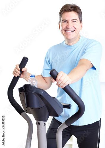 Fitness. © Kurhan