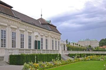 Unteres und oberes Belvedere, Wien