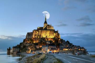 HDR du Mont-Saint-Michel