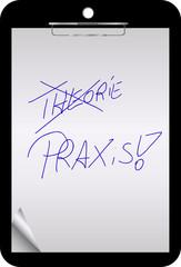 Clipboard - Theorie - Praxis