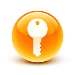 icône clé / key icon