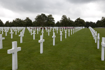 American Cemetery Colleville-sur-Mer - France 2011