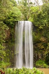 Millaa Millaa Falls in Queensland, Australia