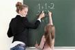 Mathematikunterricht in der Schule