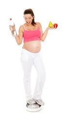 gesundes Gewicht in der Schwangerschaft