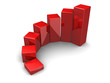 red business charts