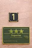 Drei Sterne Superior poster