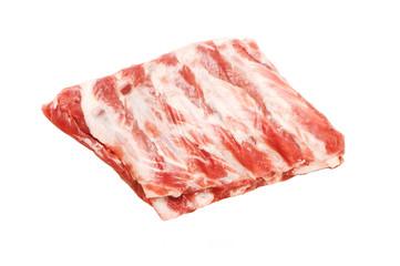 fresh meat ribs