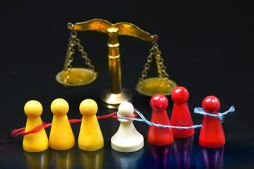 Juristisches Tauziehen